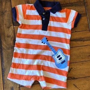 Child of mine by Carters Infant  one piece outfit